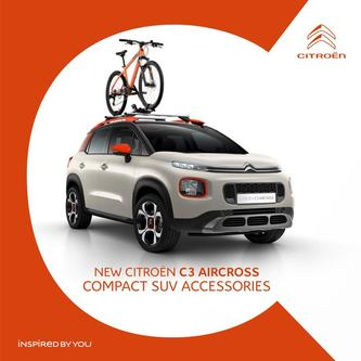 C3 Aircross SUV Accessories 2019