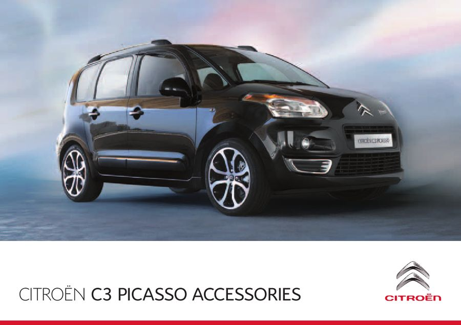 2013 Citroen C3 Picasso Accessories By Citroen Uk
