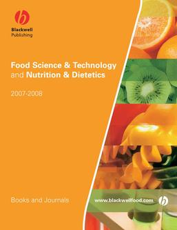 Food Science & Technology and Nutrition & Dietetics 2007