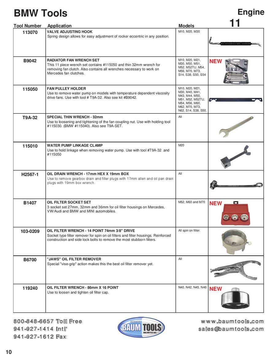 bmw m21 valve adjustment