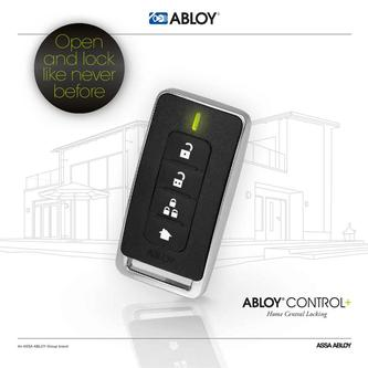 CONTROL+ Electronic construction locking