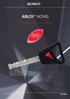 abloy novel by assa abloy. Black Bedroom Furniture Sets. Home Design Ideas