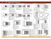 kitchen corner cabinets in 2008 Kitchen & Bath Cabinet Catalog by ...