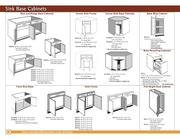 2008 Kitchen U0026 Bath Cabinet Catalog