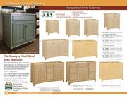 Wood Kitchen Cabinets In 2008 Kitchen Bath Cabinet Catalog By Highlands Designs