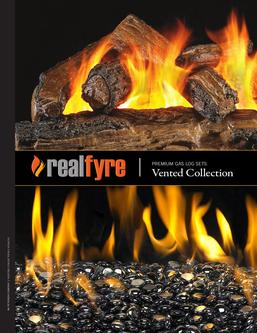 2011 Real Fyre Catalog