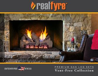 Real Fyre Vent-Free 2019