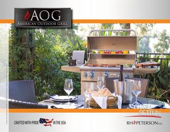 American Outdoor Grill 2018