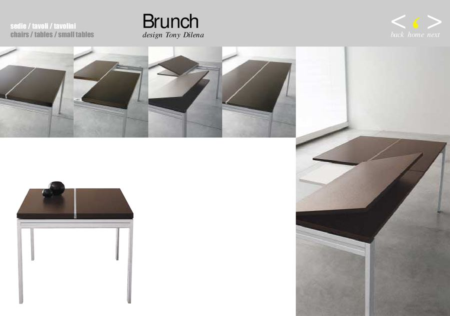 Page 61 Of Bellato Catalog 1 - Rotor-coffee-table-by-bellato