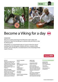 Become A Viking For A Day 2017