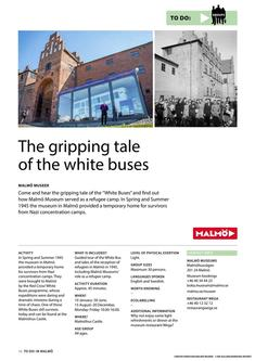 The Gripping Tale Of The White Buses 2017