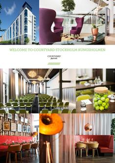Courtyard by Marriott Stockholm 2017