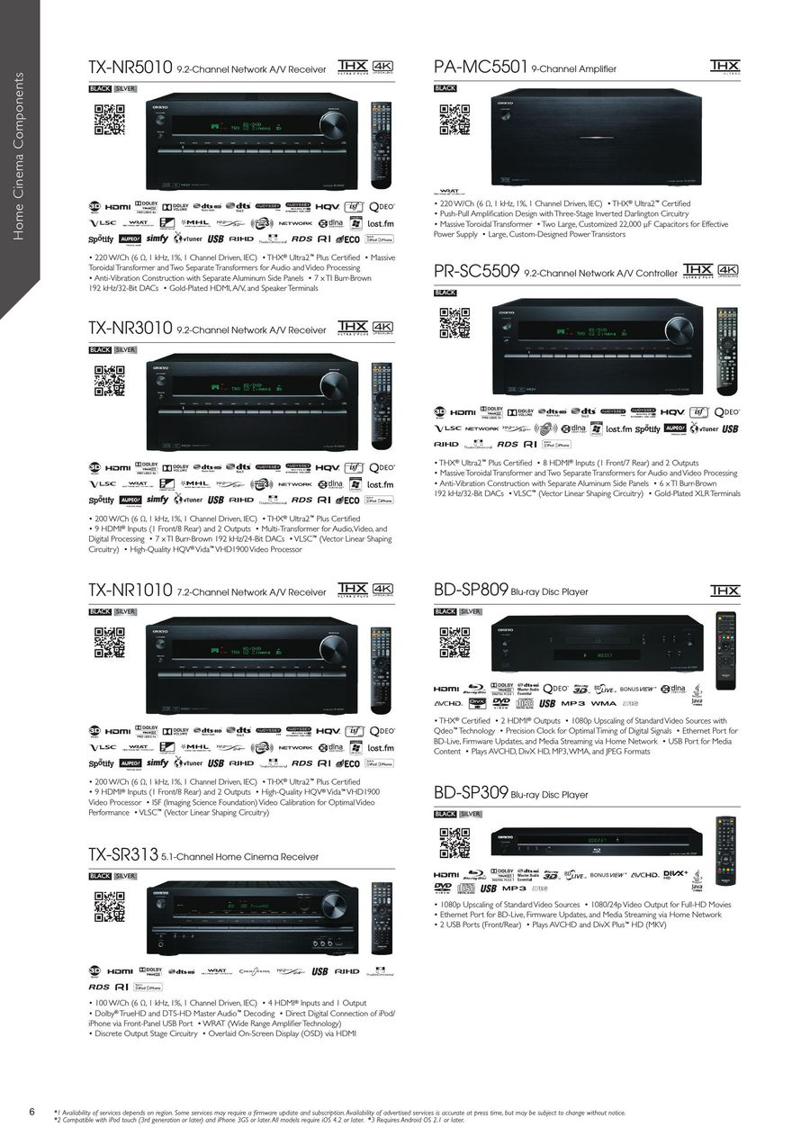 Audio Video Products 2013 2014 By Onkyo Europe Electronics Download Image Darlington Pair Amplifier Circuit Pc Android Iphone P 1 16