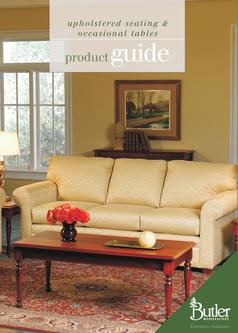 Fully Upholstered Product Guide