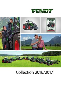 Fendt-Shop Collection 2016/2017