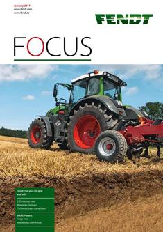 Fendt Focus January 2017