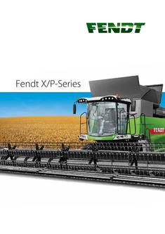 Fendt X- and P-Series 08-2016