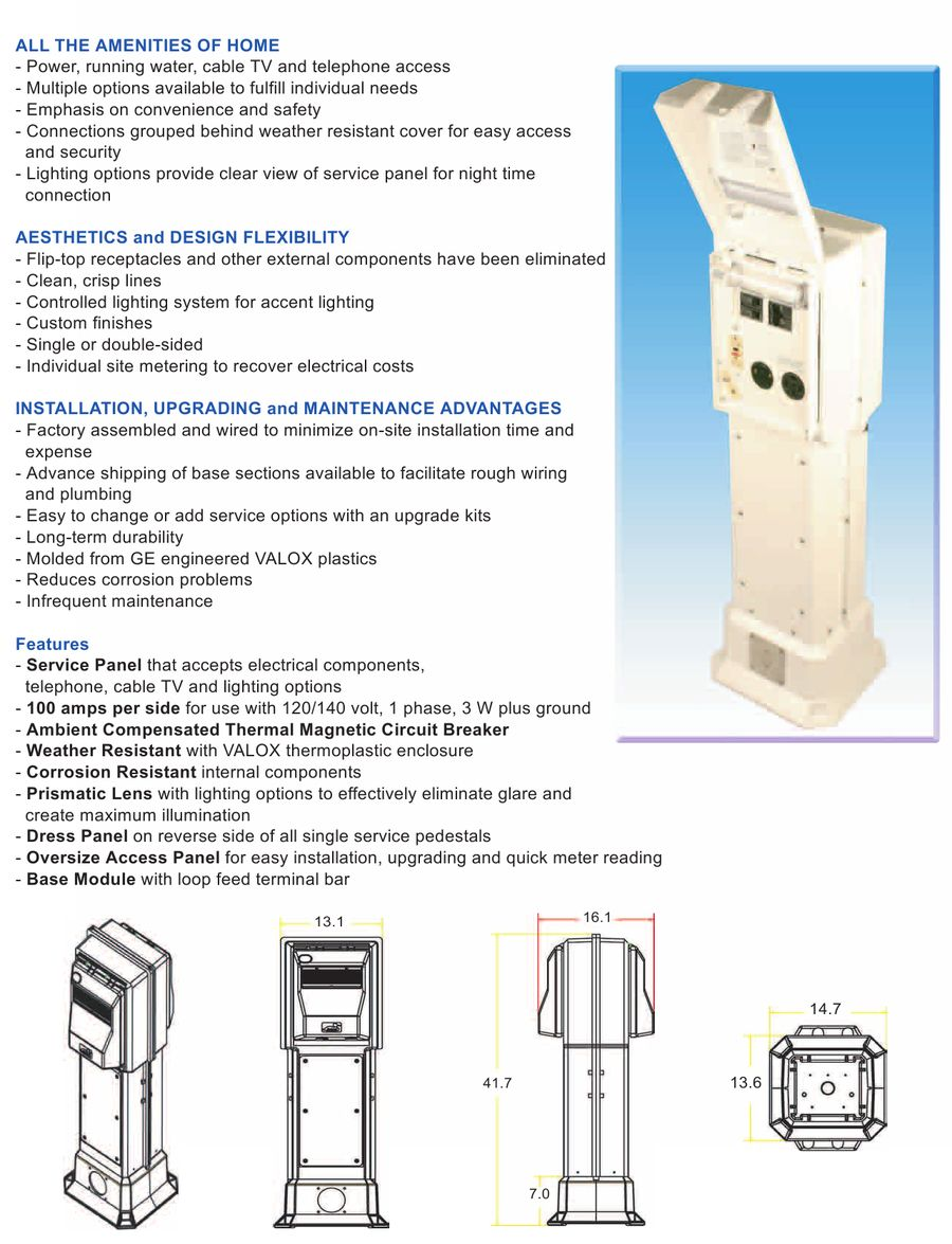 exciting midwest rv pedestal wiring-diagram gallery