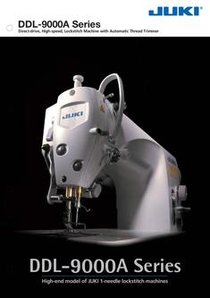 High-speed Lockstitch Machine with Automatic Thread Trimmer