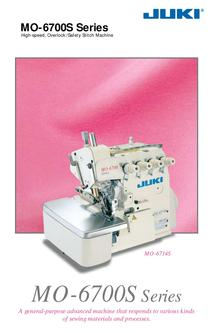 High-speed, Overlock / Safety Stitch Machine