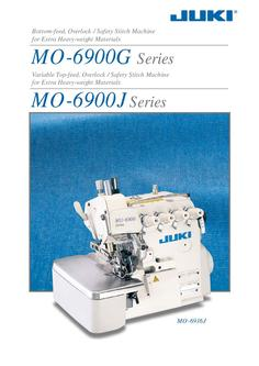 Bottom-feed, Overlock / Safety Stitch Machine for Extra Heavy-weight Materials