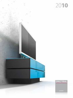 spectral audio furniture catalogs. Black Bedroom Furniture Sets. Home Design Ideas