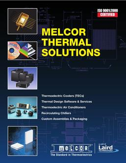 Catalogue: Melcor Thermal Solutions
