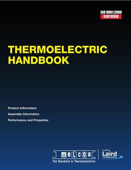Thermoelectric Handbook