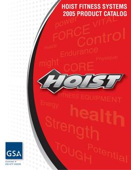 Hoist Fitness Systems 2005 Product Catalog