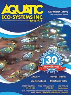 Catalogue: Aquatic Eco-Systems AES Mastercatalog