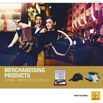 Accessories and merchandise 2015