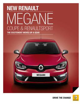 Renault Megane Coupe And Renaultsport 2015