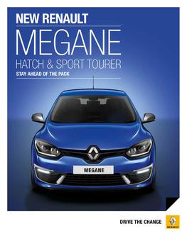 Megane Hatch And Sport Tourer 2015