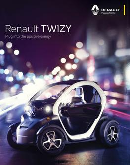 Renault TWIZY April 2019