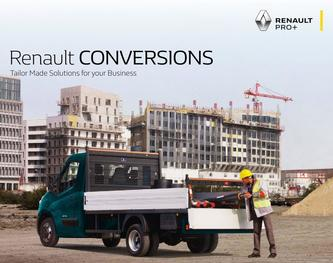 Renault CONVERSIONS February 2019