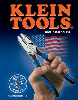 Tool Catalog 151 By Klein Tools