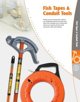 Fish Tapes & Conduit Tools 154