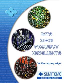 IMTS 2006 Products Catalog