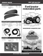 1957-59 Ford Car & Edsel Parts