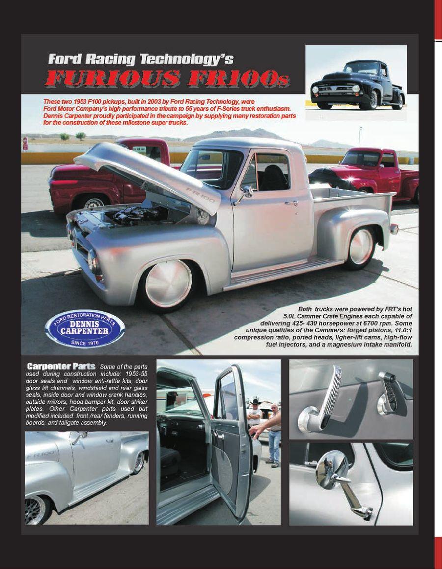 1948 ford truck restoration parts