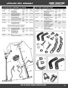 9n ford tractor parts in 1939 64 ford tractors parts by dennis 1965 Ford Tractor 1939 64 ford tractors parts