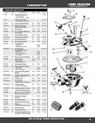 Tn Ford Tractors Parts on 9n Ford Tractor Carburetor Diagram