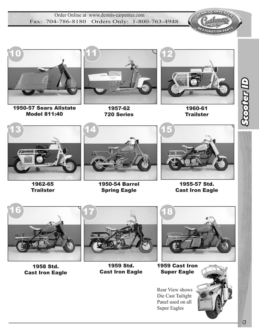 Cushman Scooter Parts Catalog Wiring Diagram For A P 1 204