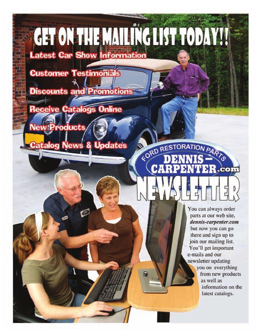 1966 96 Bronco Parts 2012 By Dennis Carpenter Ford And Cushman 1980 Voltage Regulator Restorations