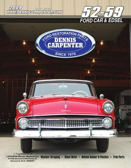 1952-59 Ford Car & Edsel 2009