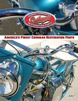 1937-65 Cushman Scooters Parts 2012