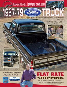 1967-79 Ford Truck Parts 2012