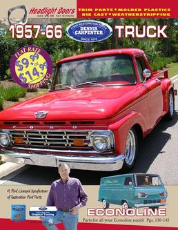 61 67 econoline parts in 1957-66 Ford Trucks & Econoline