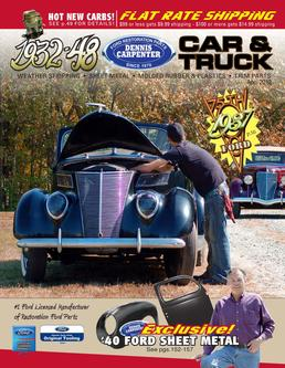 1932-48 Ford Car & Truck Parts 2012