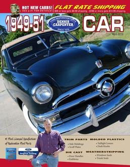 1949-51 Ford Car Parts 2012